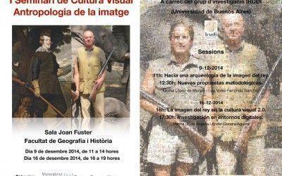 I Seminario de Cultura Visual y Antropología de la imagen