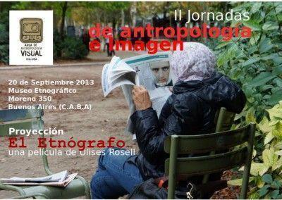 II Jornadas de Antropología e Imagen: Pensar lo visual (2013)