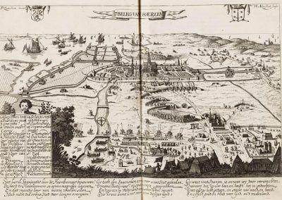 Una cultura visual panorámica: Mapas, vistas y panoramas de ciudades.